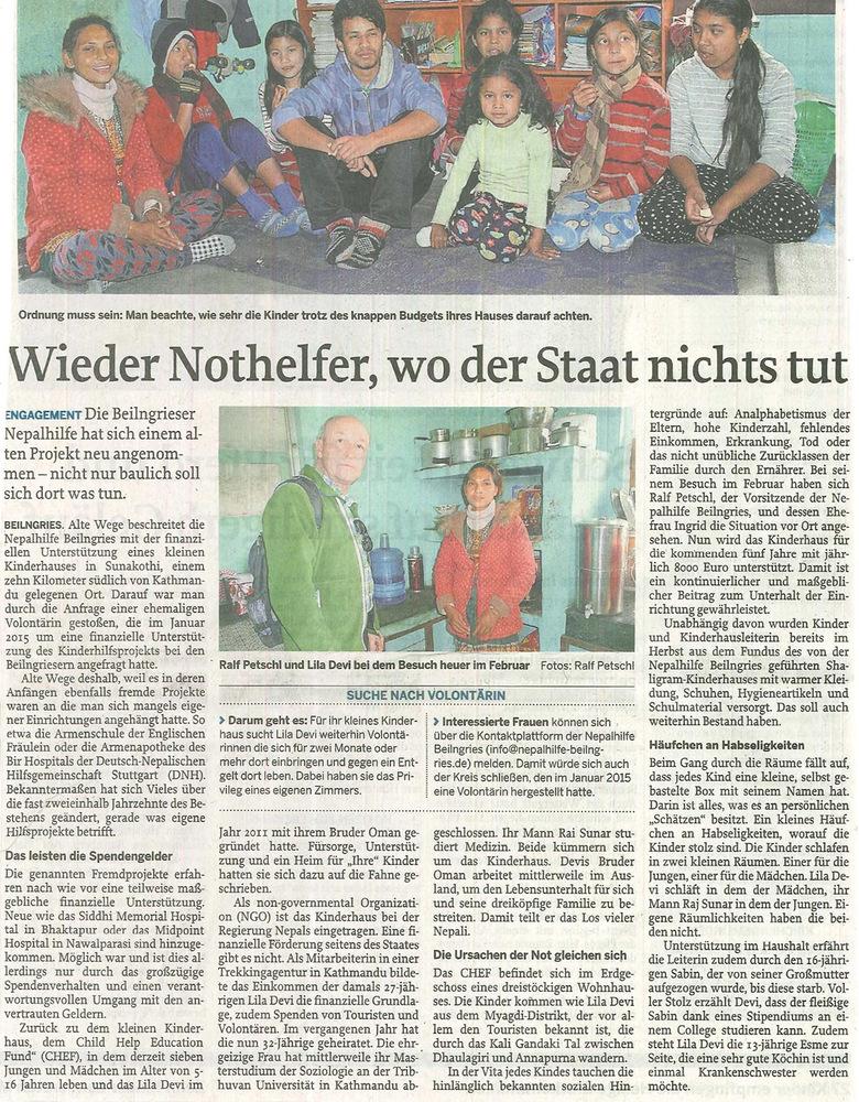 Neumarter Tagblatt