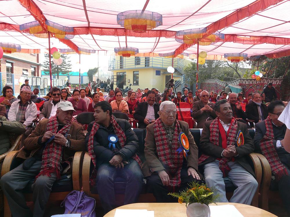 Nepalhilfe Beilngries: Anniversary: Twenty years children\'s home